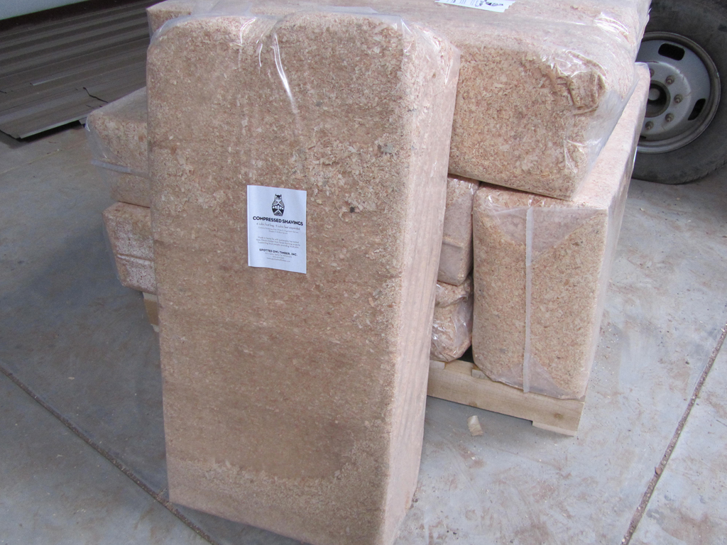 Spotted Owl Timber, Inc  ¦ Animal Bedding
