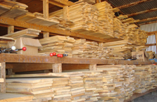 Rough Sawn Lumber 02
