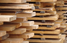 Rough Sawn Lumber 03